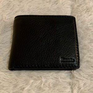 Roots men's wallet